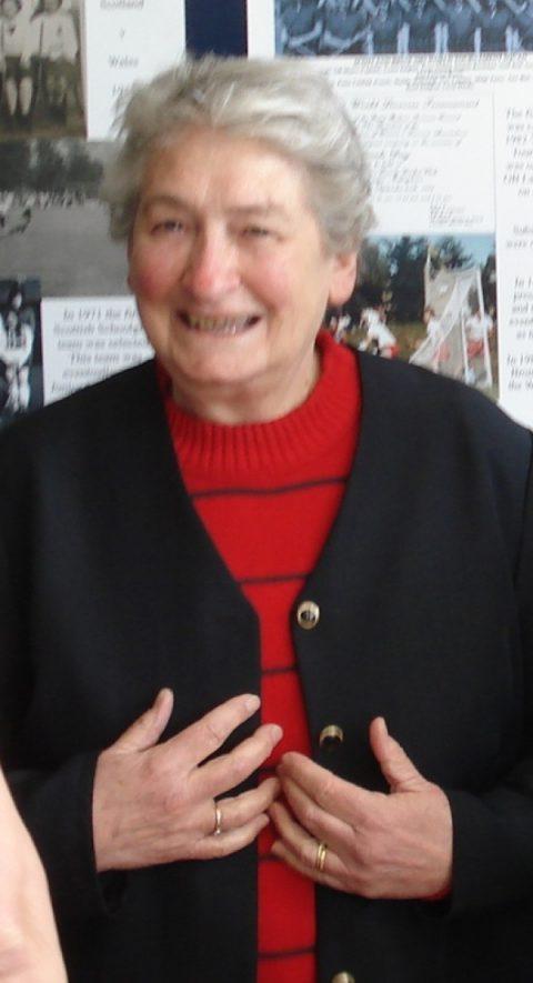 Sylvia Gibbard Image