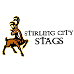 Stirling City Stags lacrosse club logo
